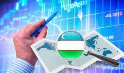 Какие изменения произошли в ряде экономических показателей Узбекистана в течение первого полугодия