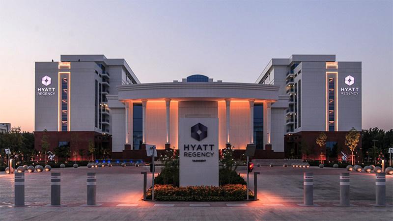Hyatt Regency Tashkent mehmonxonasi xususiylashtiriladi
