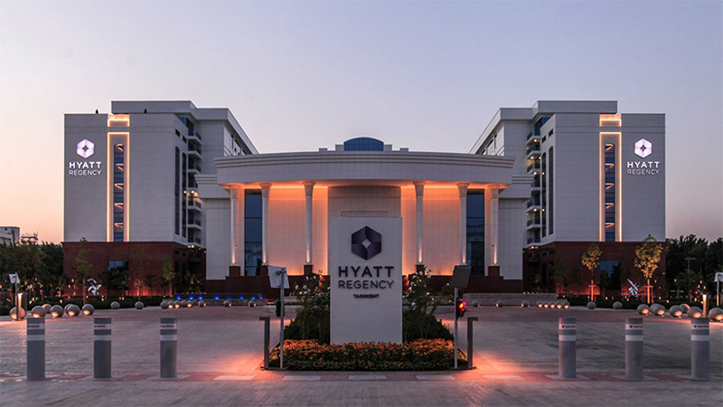 Hyatt Regency Tashkent меҳмонхонаси хусусийлаштирилади
