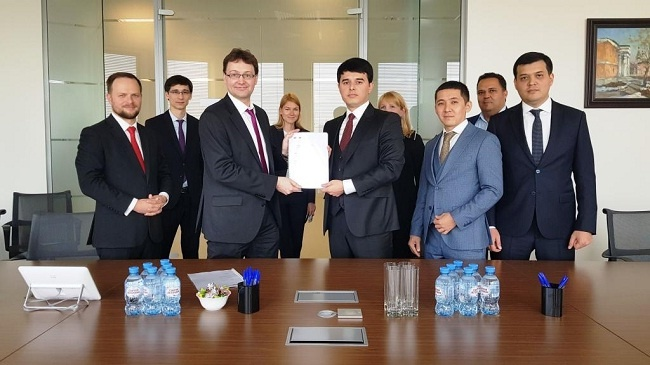 JPMorgan Chase Bank выделит кредитную линию на реализацию инвестпроекта в Узбекистане
