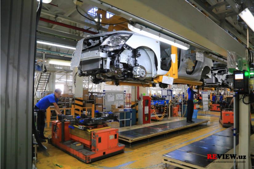 «UzAuto Motors» бюджетга 582,6 млрд сўм йиғим тўламагани аниқланди