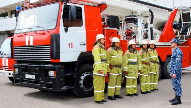 Пожарных вывели из управления МВД