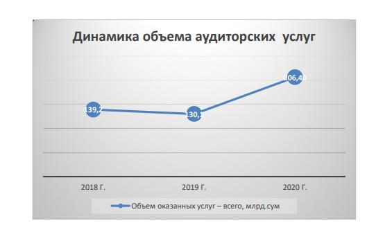 Министерство финансов раскрыло прибыль аудиторских организаций