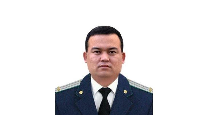 Улугбек Косимов назначен прокурором Ферганской области