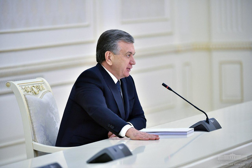 Шавкат Мирзиёев: бирорта ҳам тадбиркорни ўз ҳолига ташлаб қўймаймиз