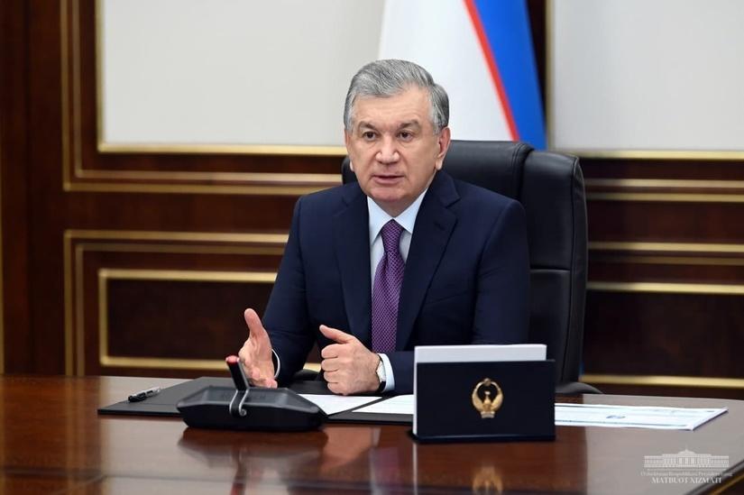 Шавкат Мирзиёев: «Теперь земли будут продавать или сдавать в аренду только через аукцион»