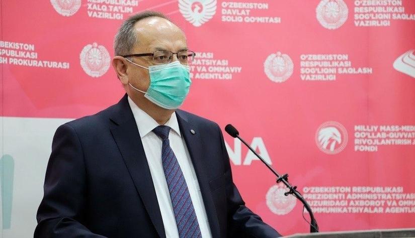 Нурмат Отабеков: Аҳоли орасида коронавирус аниқлангани сабабли карантин чоралари янада мураккаблашиб кетиши мумкин