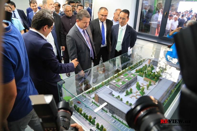 Открыт первый в Узбекистане IT-Парк