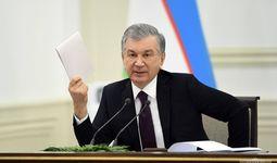 Бухорода коррупция, порахўрлик барҳам топмаяпти - Шавкат Мирзиёев