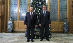 Камилов и Лавров обсудили предстоящий визит Президента Узбекистана в Россию