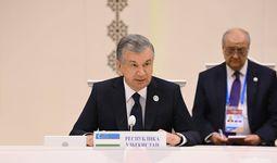 Президент Узбекистана выступил на Консультативной встрече глав государств Центральной Азии
