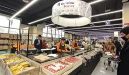 Carrefour supermarketlar tarmog'i O'zbekiston bozoriga kirib keldi
