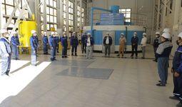 Қодирия ГЭС модернизацияси: гидроэнергетик қувватларни ошириш сари