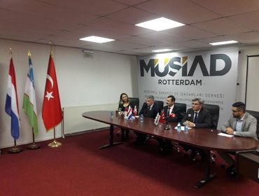 Визит в ЕС: презентация инвестиционного потенциала Узбекистана, встречи с научными кругами, взаимодействие с ВТО и ЕАЭС
