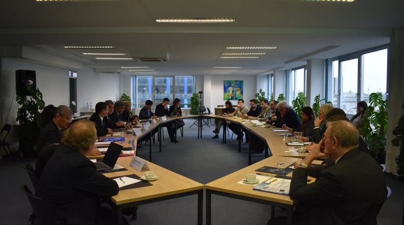 Uzbekistan's WTO, Eurasian Economic Union Membership Discussed at EIAS Roundtable