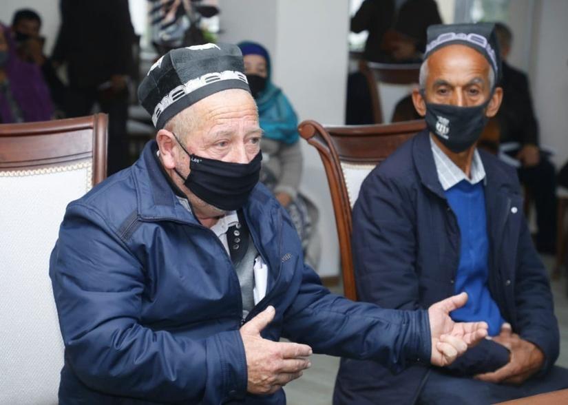 Сурхондарё: сайёр қабулларда қандай муаммолар ҳал этилди?
