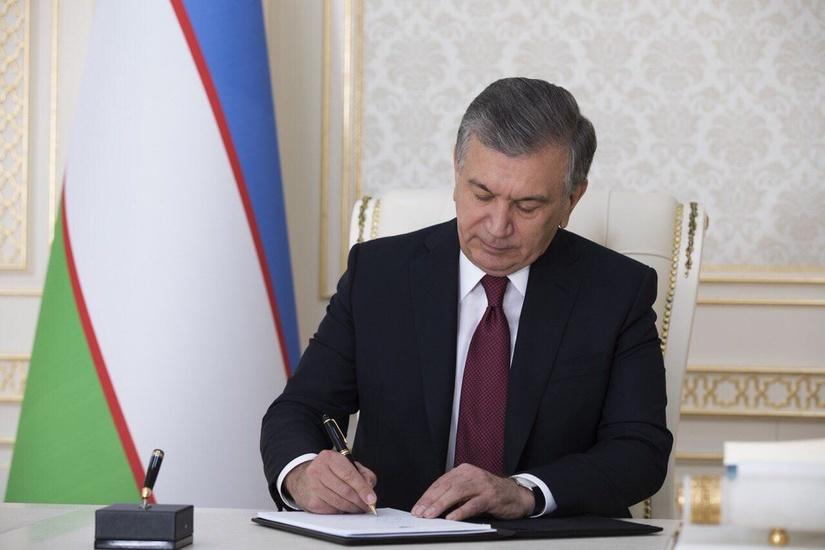 Шавкат Мирзиёев подписал указ о помиловании