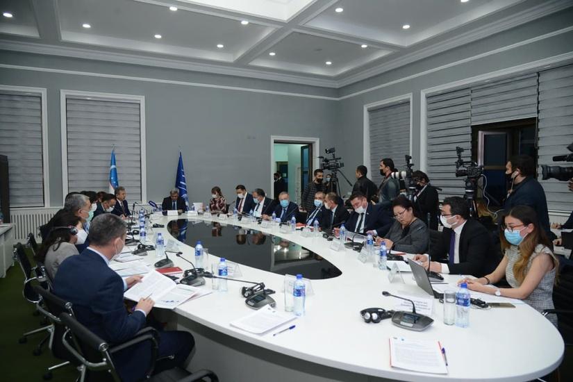 В Ташкенте состоялась презентация Доклада о человеческом развитии - 2020