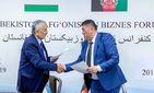 Uzbekistan and Afghanistan signed contracts for the export of goods and implementation of investment projects for $655 million