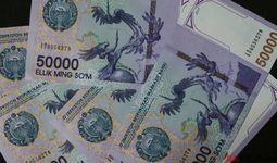 2021 йилда банклар орқали нақд пул айланмаси 14,2 млрд. долларни ташкил этди