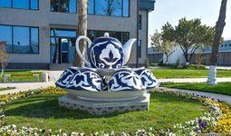 Ташкентский фарфоровый завод возобновил свою деятельность