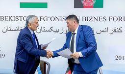 Узбекистан и Афганистан заключили контракты по экспорту товаров и реализации инвестпроектов на $655 млн