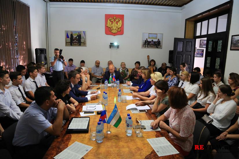 В Ташкенте организован круглый стол, посвященный 80-летию со дня начала Второй мировой войны