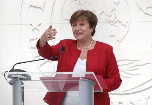 Директор-распорядитель МВФ предупредила о сложной ситуации в мировой экономике