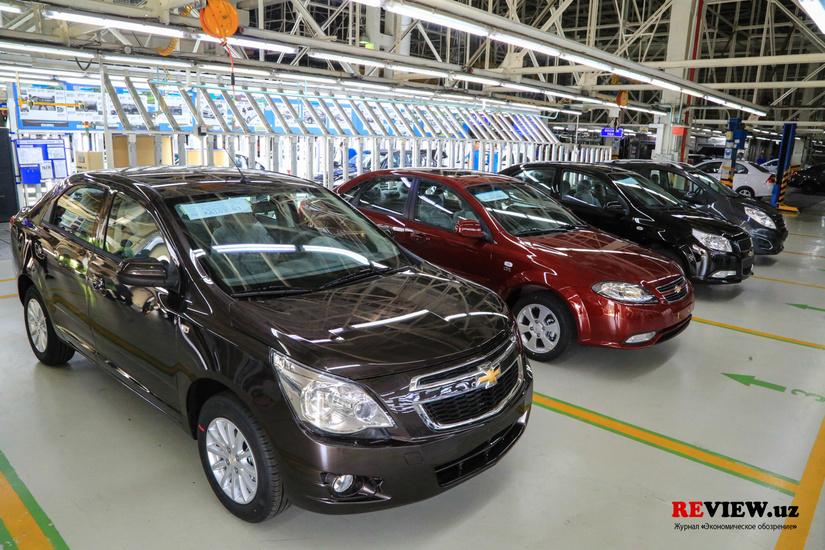 UzAuto Motors временно приостановил реализацию автомобилей