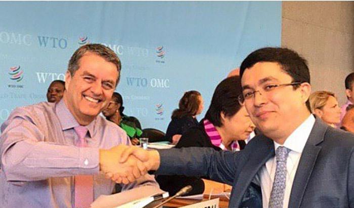 Узбекистан запустил официальный переговорный процесс по вступлению в ВТО