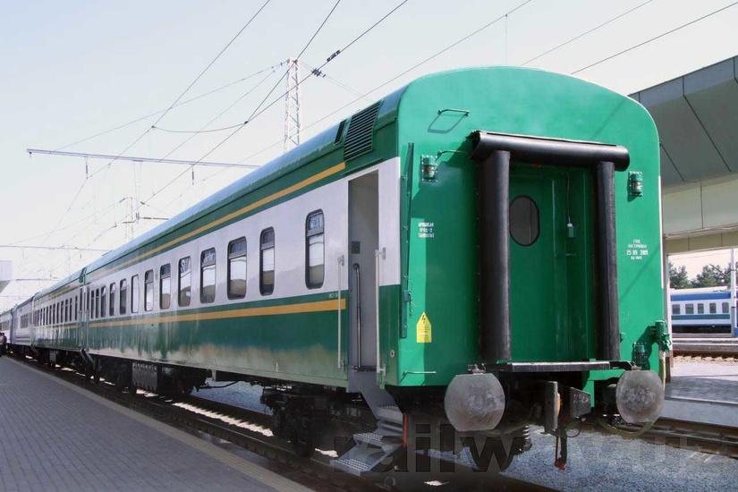 Узбекистан обновит парк пассажирских вагонов на 80%