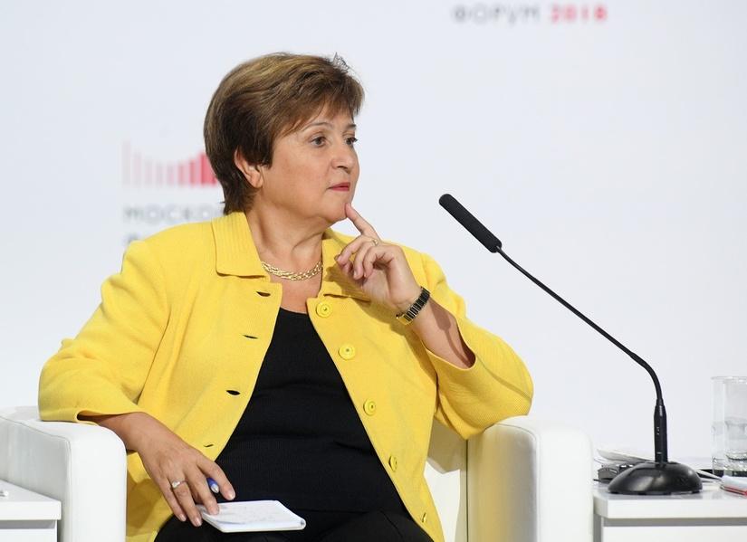 Главой МВФ стала болгарский экономист Кристалина Георгиева