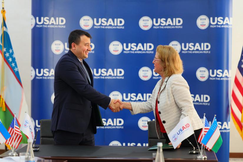 USAID қишлоқ аёлларини қўллаб-қувватлаш учун 1 млн. доллар ажратди