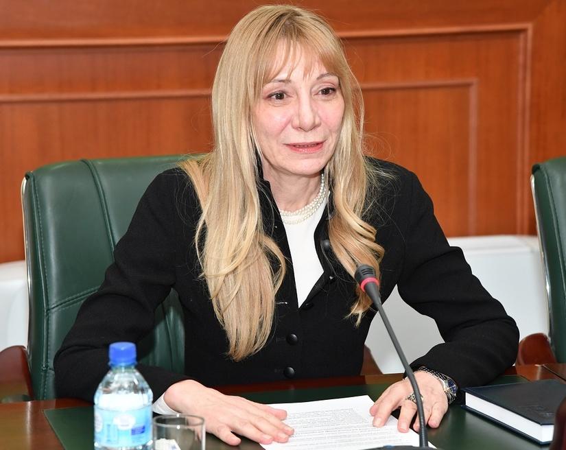 Постоянным представителем ПРООН в Узбекистане стала Матильда Димовска