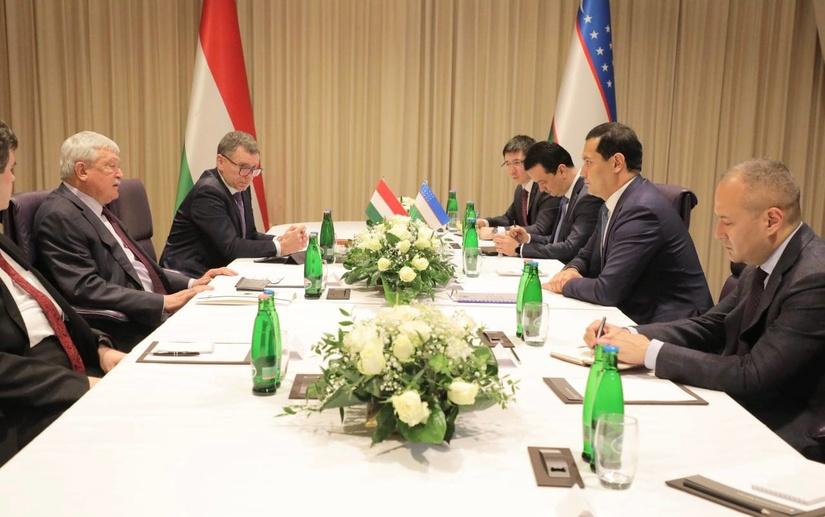 Венгерский ОТP Bank Group выходит на рынок Узбекистана