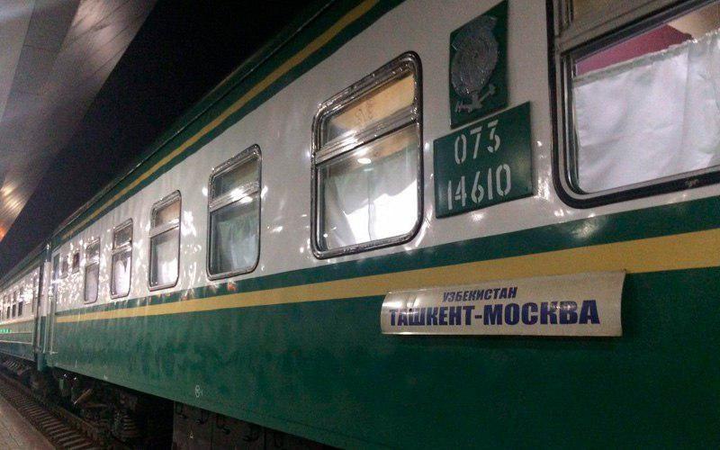 Из Ташкента запускают дополнительные поезда до Ургенча и Москвы