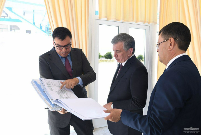 В Самарканде построят туристический центр