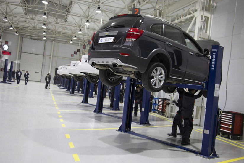«UzAuto Motors» аёллар учун акция эълон қилди