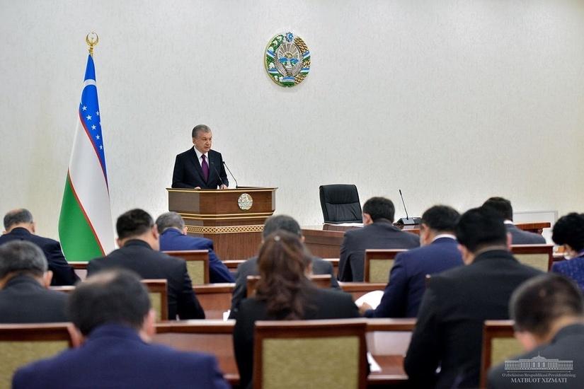 Шавкат Мирзиёев: Если экономика – организм, обеспечивающий жизнедеятельность общества, то духовность – его сердце и душа