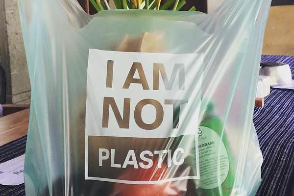 Экопартия выдвинула инициативу по замене полиэтиленовых пакетов биоразлагаемыми