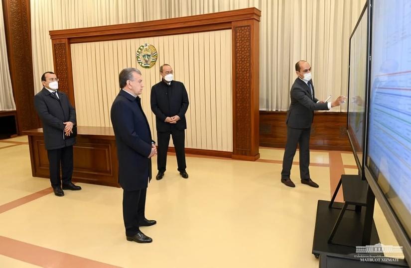 Тошкент шаҳрида 2021-2023 йилларда 10,7 млрд долларлик инвестиция лойиҳалари амалга оширилади