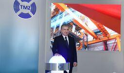 Введен в строй Ташкентский металлургический завод (+фото)