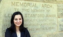Азиза Шахназарова стала первой представительницей Узбекистана, ставшей профессором Колумбийского университета