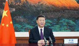 Председатель КНР выдвинул четыре глобальные инициативы