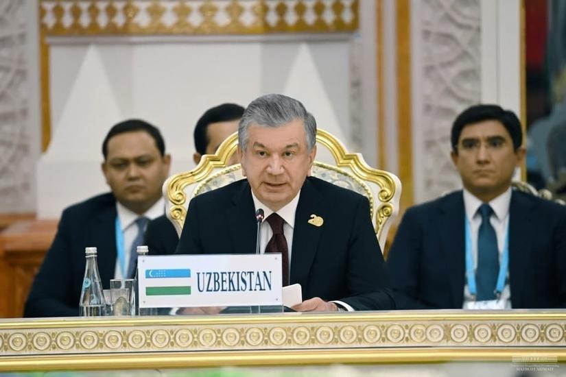 Ўзбекистон 2021-2022 йилларда ШҲТ саммитида раислик қилади
