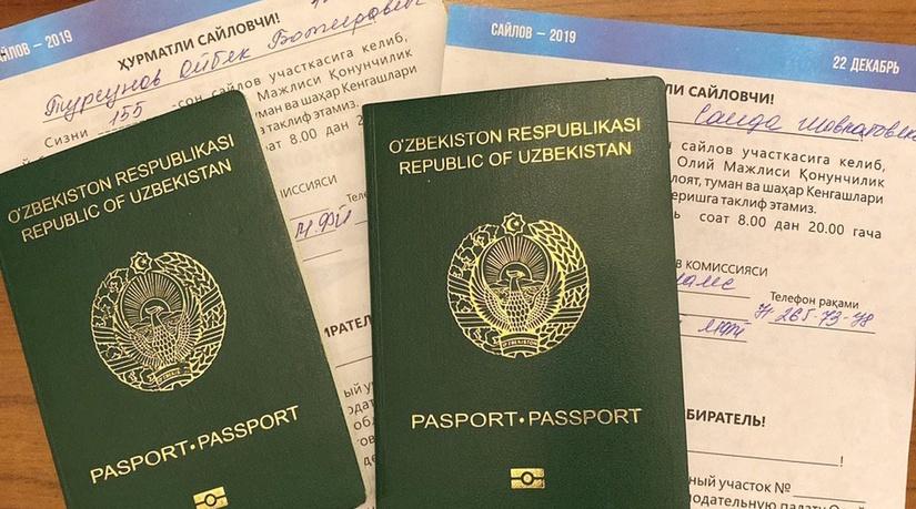 В Узбекистане начались выборы в Законодательную палату Олий Мажлиса и местные кенгаши
