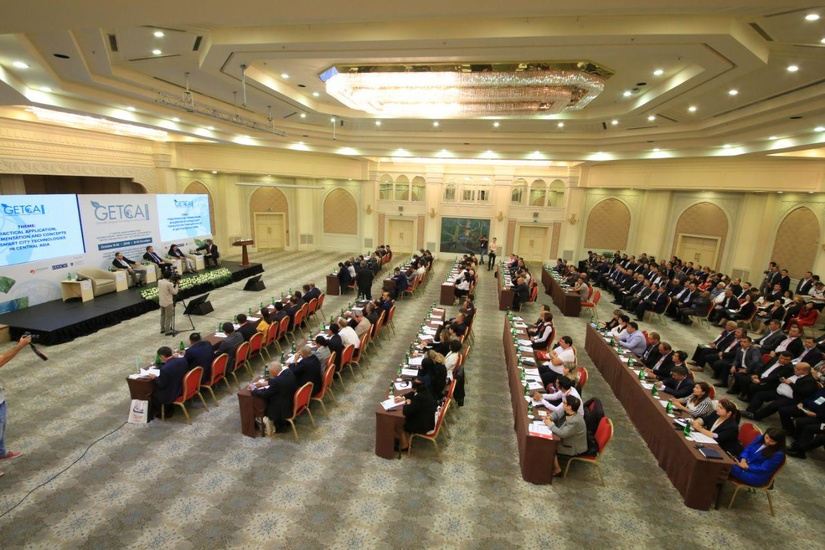 В Ташкенте стартовал бизнес-форум GET Central Asia 2019