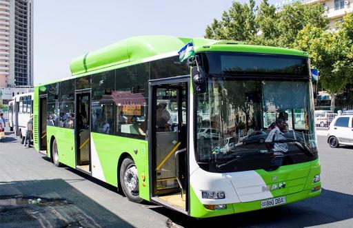 Имтиҳон кунлари Тошкент шаҳридаги автобуслар одатдагидан барвақт иш бошлайди (+харита)