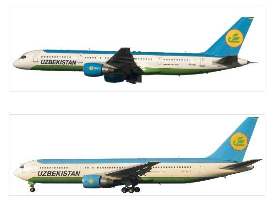 Национальная авиакомпания Узбекистана продаст самолеты, возраст которых старше 15 лет