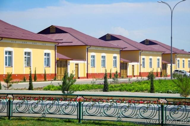 Жилье в селах будет строиться не рядной застройкой вдоль дорог